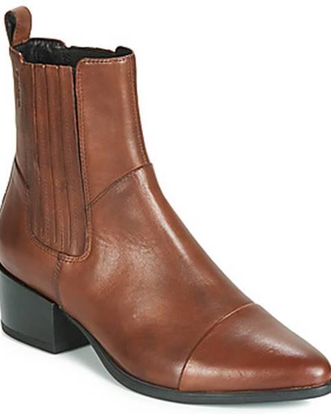 Hnedé topánky Vagabond