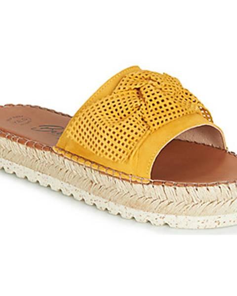 Žlté topánky Betty London