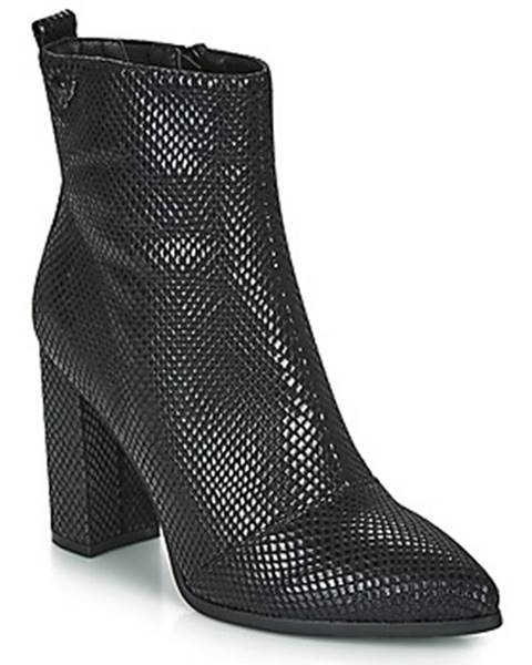 Čierne topánky LPB Shoes