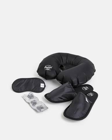 Čierne sandále Herschel Supply