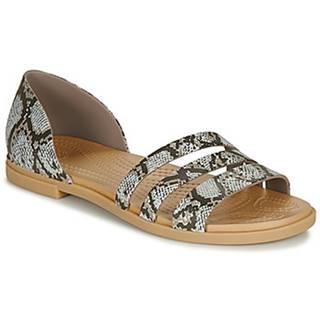 Sandále Crocs  CROCS TULUM OPEN FLAT W