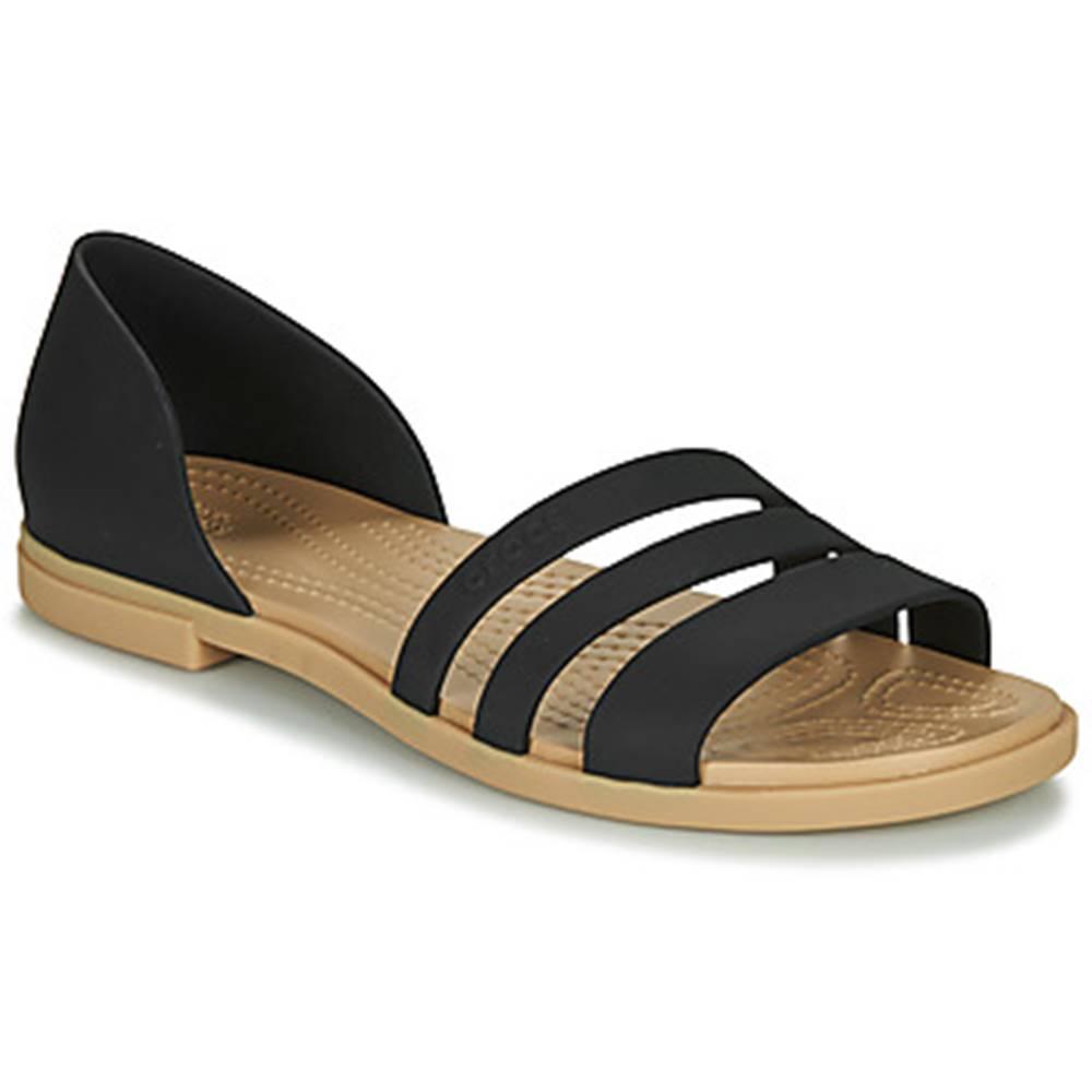Crocs Sandále Crocs  CROCS TULUM OPEN FLAT W