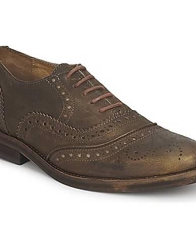 Hnedé topánky Dkode