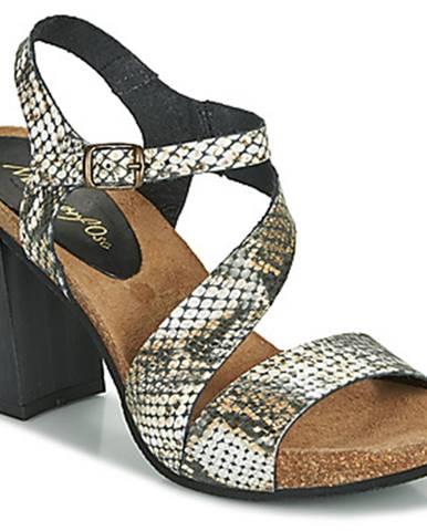 Sandále Metamorf'Ose