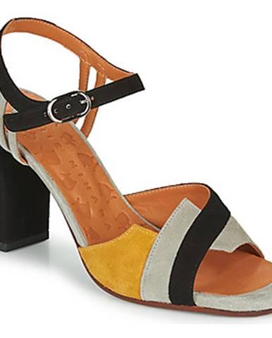 Viacfarebné sandále Chie Mihara