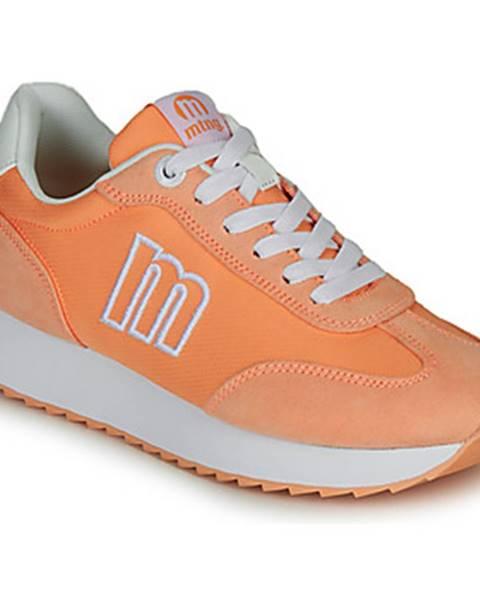 Oranžové tenisky MTNG