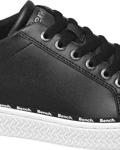 Čierne tenisky Bench
