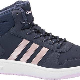adidas - Členkové tenisky Hoops Mid 2.0