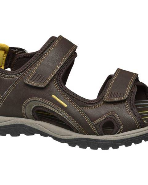 Hnedé sandále Memphis One