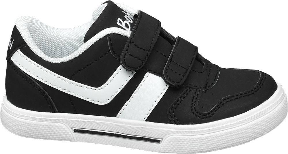 Bobbi-Shoes Bobbi-Shoes - Poltopánky na suchý zips Bobbi-Shoes