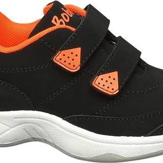 Bobbi-Shoes - Poltopánky na suchý zips Bobbi-Shoes
