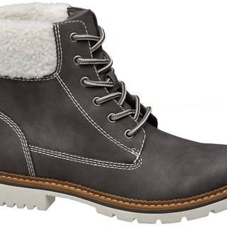 Landrover - Zimná obuv na šnurovanie