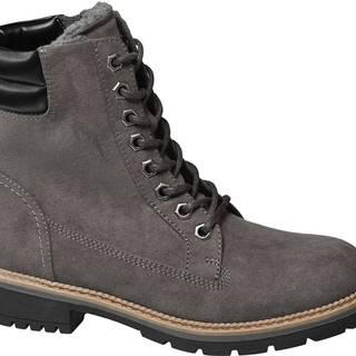 Landrover - Zimná obuv so šnurovaním