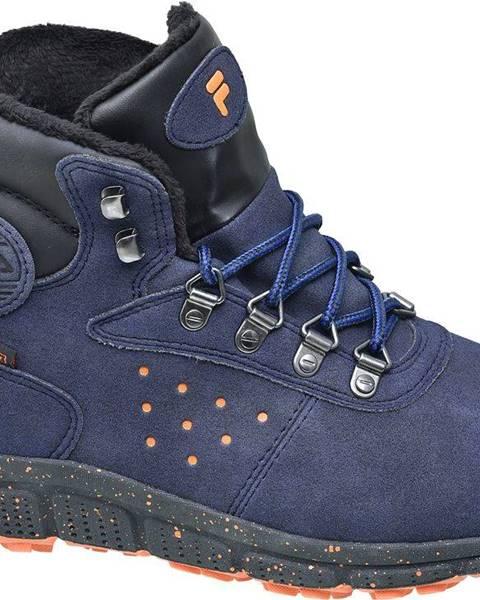 Modré topánky Fila