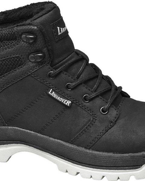 Čierne topánky Landrover