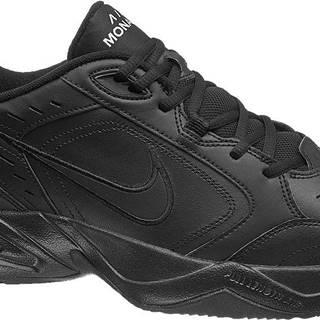 NIKE - Čierne tenisky Nike Air Monarch