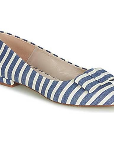 Modré balerínky Fericelli