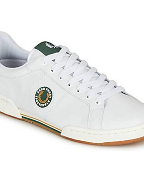 Biele tenisky Fred Perry
