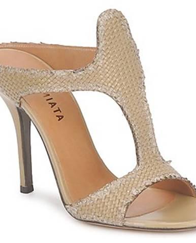 Béžové topánky Premiata
