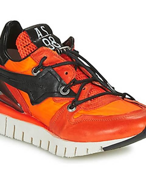Oranžové tenisky Airstep / A.S.98