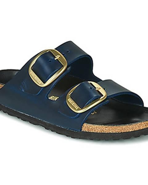 Modré topánky Birkenstock