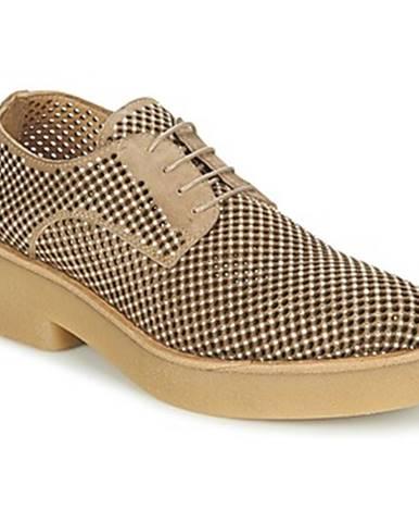 Hnedé topánky Now