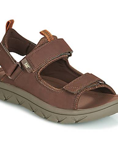 Hnedé sandále Caterpillar