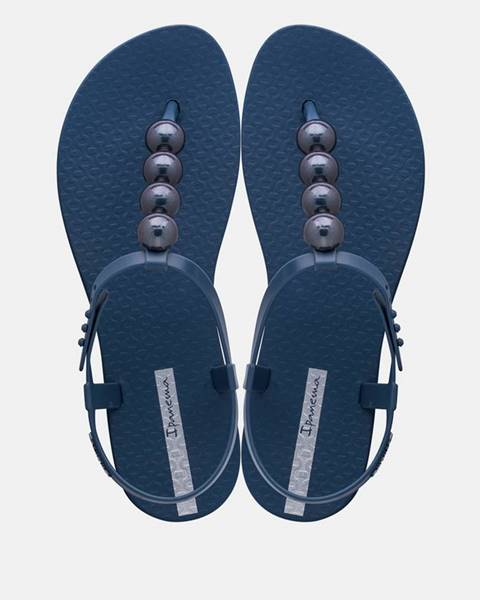 Tmavomodré sandále Ipanema