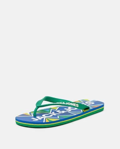 Zelené sandále Jack & Jones