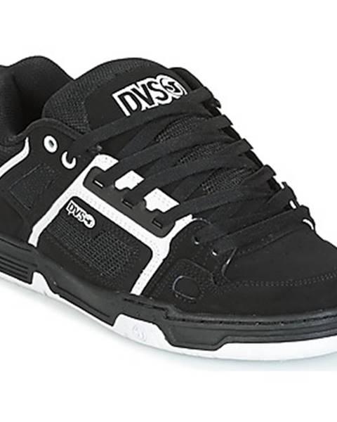 Čierne tenisky DVS