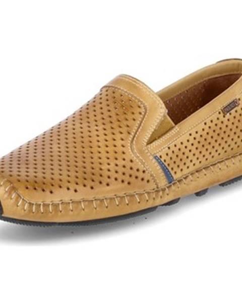 Viacfarebné topánky Pikolinos