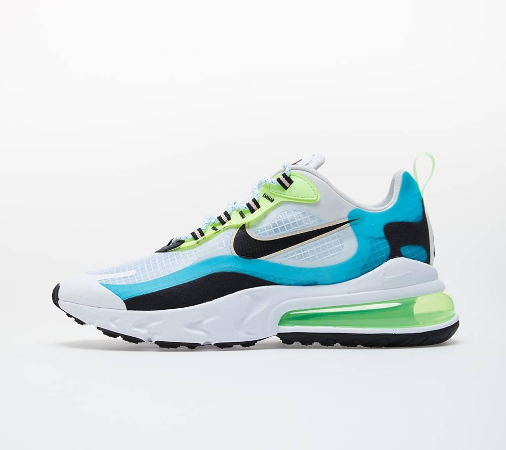 Nike Nike Air Max 270 React SE Oracle Aqua/ Black